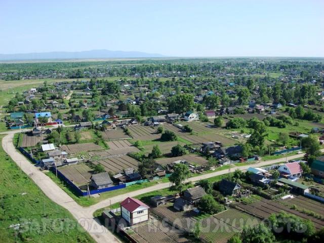 Николаевка - пригород Хабаровска