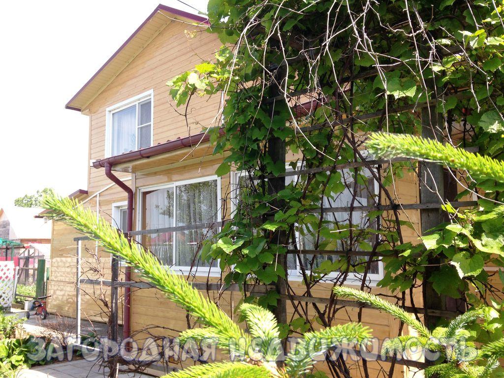Дом в п.Николаевка №39