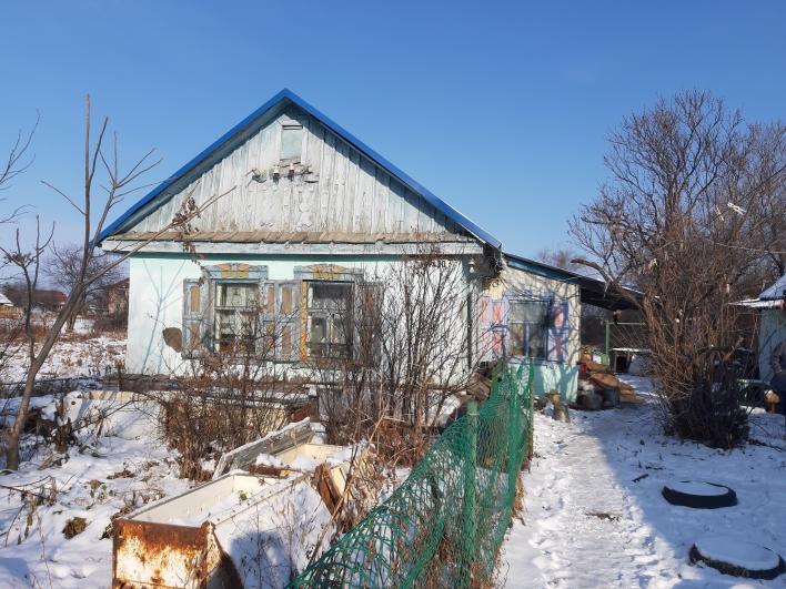 7. Дом в п. Приамурский