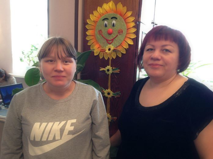 Асташова Анастасия с риэлтором Алексеенко Татьяной Владимировной