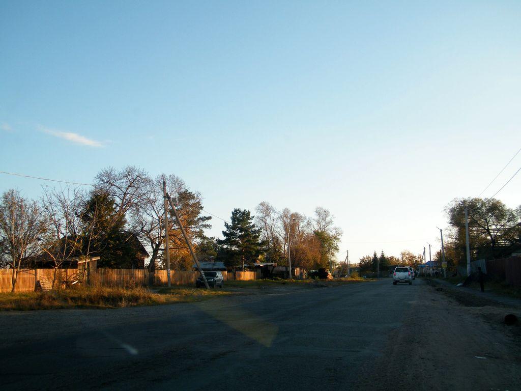 Село Матвеевка