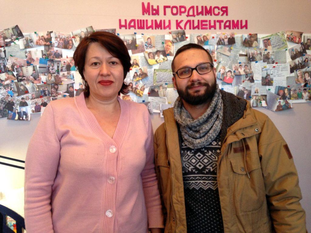 Пешалов Сергей Владимирович и риэлтор Каткова Ниталия Владимировна