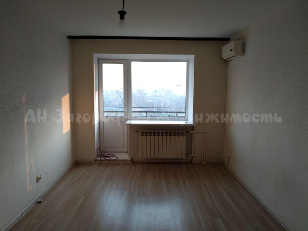 933. Просторная квартира с отличным ремонтом