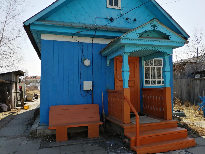 1286. Уютный домик в центре поселка