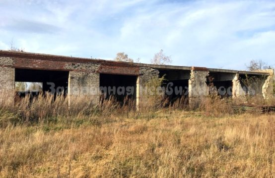 1448. Предлагаем к продаже коммерческую недвижимость в поселке Николаевка