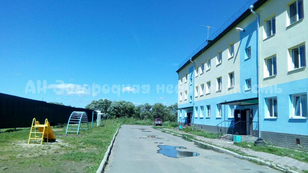 1723. Продаётся 1 комнатная квартира в п. Николаевка