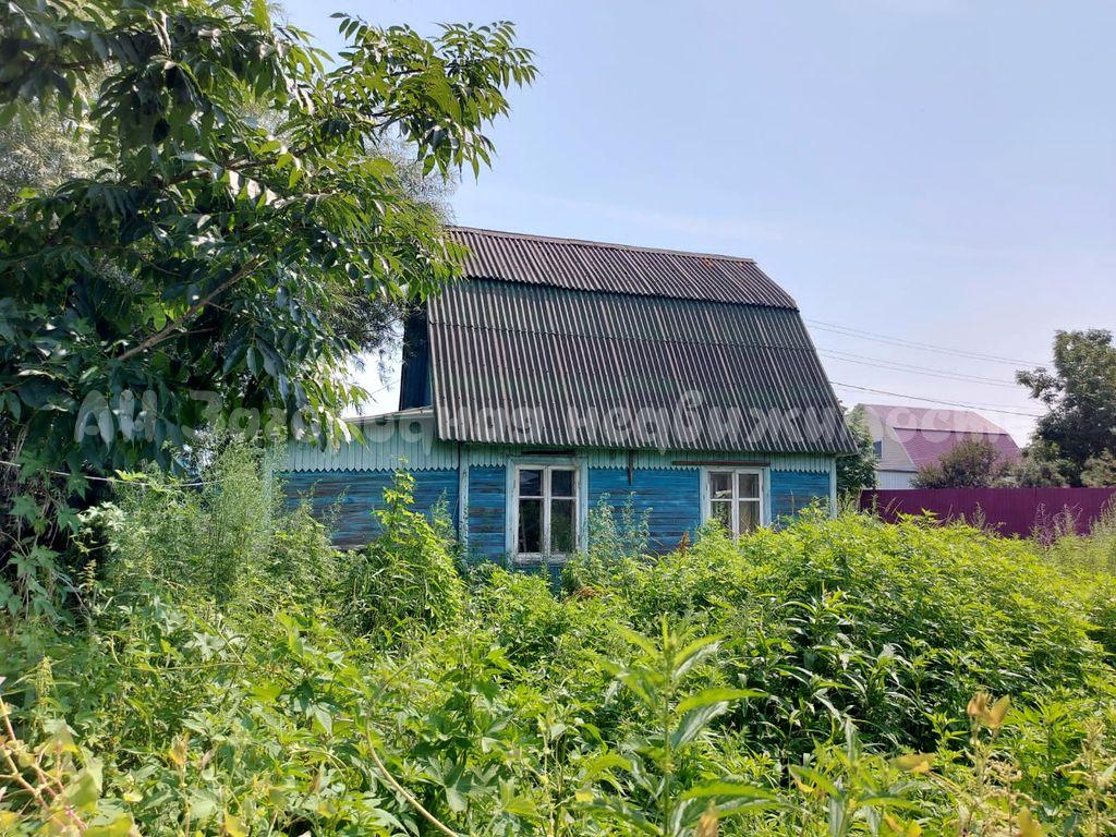 1802. Небольшой жилой домик из бруса